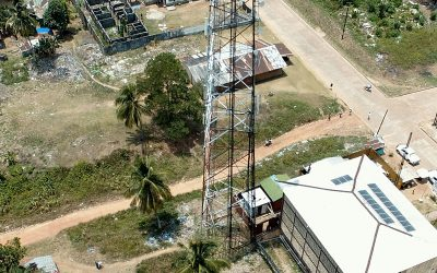 Microwave Communication System in West Africa